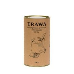 TRAWA, Обезжиренная и дробленая льняная семечка (мука), 500 г