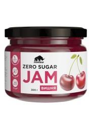 Prime Kraft, Джем низкокалорийный без сахара (вишня), 300 гр