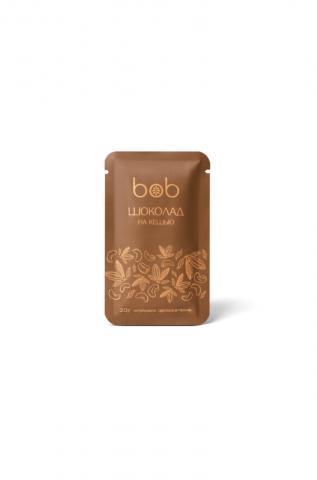 bob, Молочный шоколад на кешью, 20 гр