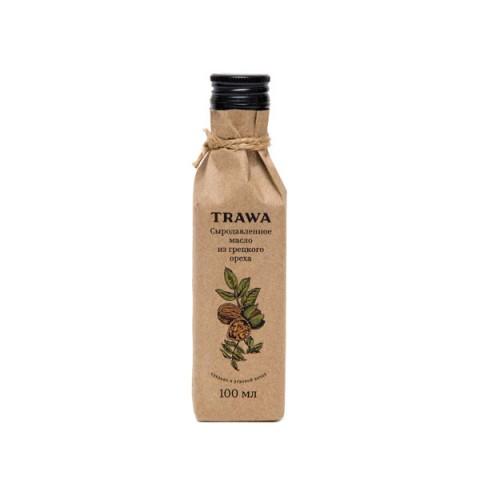 TRAWA, Масло грецкого ореха сыродавленное, 100 мл