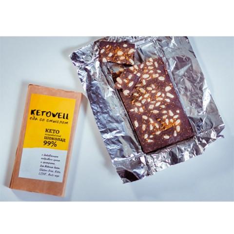 KETOWELL, Кето шоколад б/л, 50 г