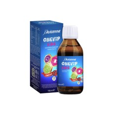 Avicenna, Омега, ОмеВип Кидс, жидкость, 150 мл
