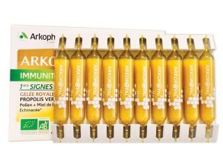 Arkopharma Laboratoires, Arkoroyal Immunite Fort (укрепление иммунитета), ампулы, 20х10 мл