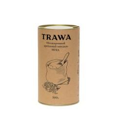 TRAWA, Обезжиренный и дробленый миндальный орех (мука), 375 г
