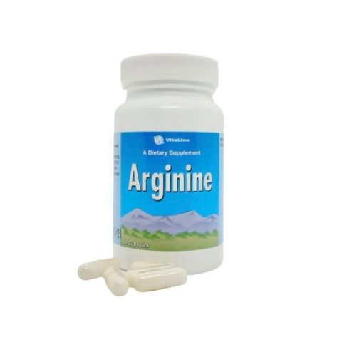 Vitaline, Аргинин, капсулы, 90 шт.