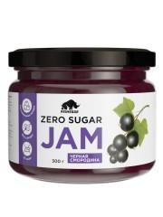 Prime Kraft, Джем низкокалорийный без сахара (черная смородина), 300 гр
