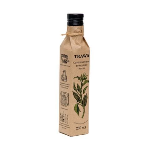 TRAWA, Масло кунжутное сыродавленное, 250 мл
