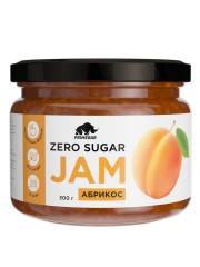 Prime Kraft, Джем низкокалорийный без сахара (абрикос), 300 гр