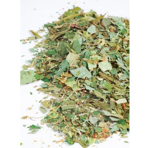 Травы Белогорья, Травяной чай «Банный сбор», 60 г