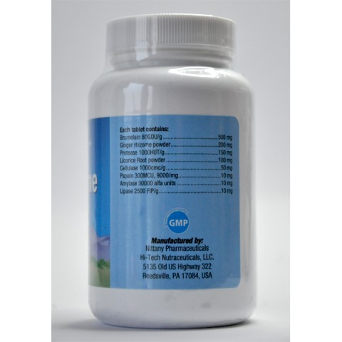 Vitaline, Биозим, таблетки, 90 шт.