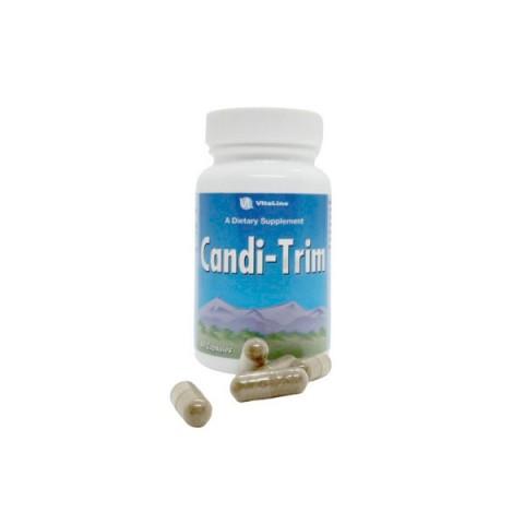 Vitaline, Канди-Трим, капсулы, 60 шт.