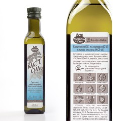 Медведь и Слон, МСТ (MCT) масло, 500 мл