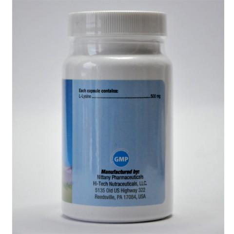 Vitaline, Лизин, капсулы, 90 шт.